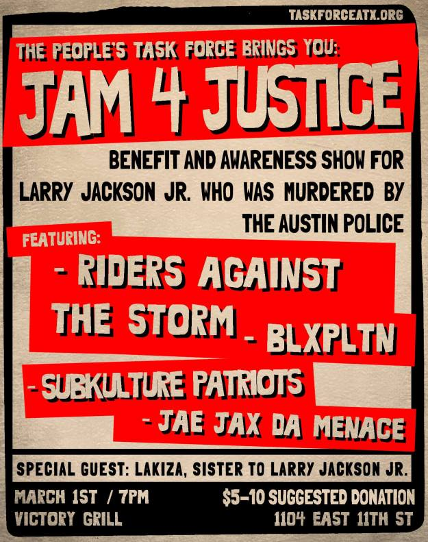 jam 4 justice