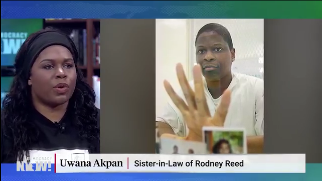 Oprah Joins Growing List Of Rodney Reed Supporters Free Rodney Reed